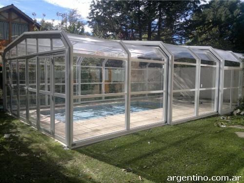 Cerramientos y techos m viles cobertores para piscinas for Techos moviles para terrazas precios