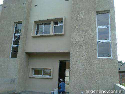 Fotos de aluminio lvarez aberturas ventanas puertas for Aberturas de aluminio puertas