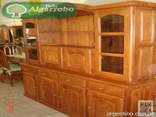 Modulares De Algarrobo, Excelente Calidad Y Precio en Machagai  $AR