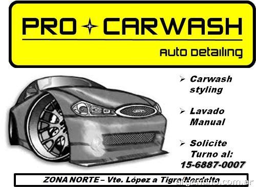 Fotos De Lavado De Autos Manual A Domicilio Pro Carwash