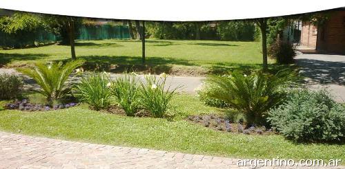 Fotos de paisajismo en pilar podas y jardines en pilar for Paisajismo jardines fotos