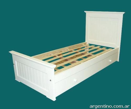 Cama 1 plaza estilo americana calidad y precio en for Precio de cama de 1 plaza