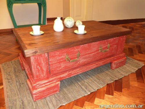 fotos de muebles de estilo: