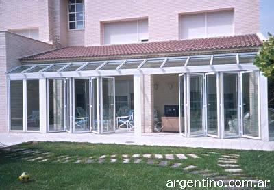 Fotos de cerramientos de aluminio techos fijosy - Fotos de cerramientos ...