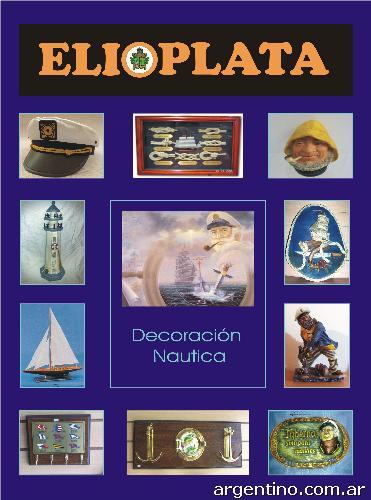 Elioplata decoraci n n utica y fca de habanos en ramos mej a for Articulos decoracion nautica