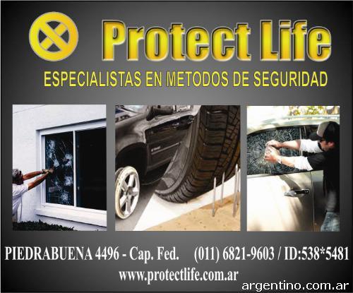 fotos de blindaje de vidrios laminado de seguridad autos casas empresas etc en villa lugano