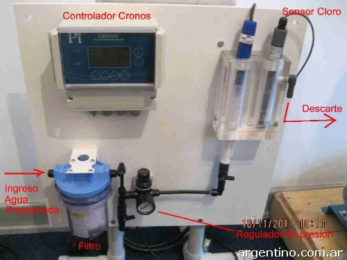 Analizador de cloro libre en l nea en ciudad madero tel fono - Analizador de cloro ...