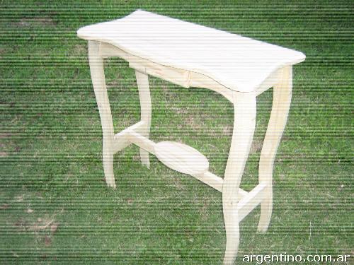 Fabrico muebles todo de madera de pino en santiago del - Muebles en madera de pino ...