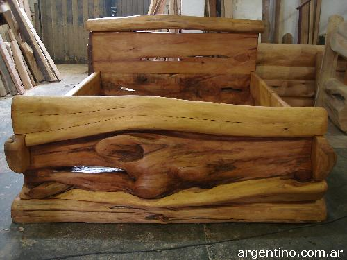Enrique ram rez muebles artesanales en mar del plata for Muebles artesanales