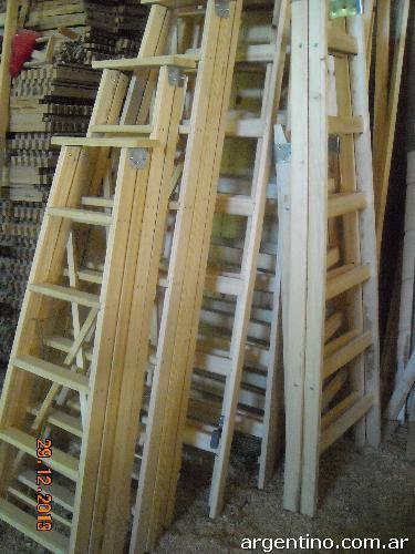 F brica de escaleras paran en la plata tel fono for Fabrica de escaleras de madera