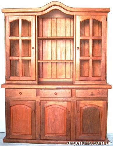 Fotos de Muebles de algarrobo en Machagai