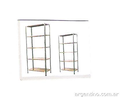 Garr instalaciones comerciales en c rdoba capital - Estanterias metalicas en cordoba ...
