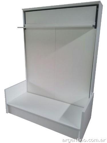 Cama rebatible de 2 plazas con sill n en mar del plata for Sillon cama 2 plazas precios