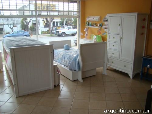 Muebles infantiles cama superpuesta modelo americana en for Paginas muebles