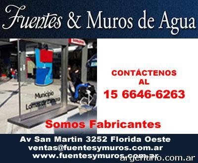Fabricantes de Fuentes de Agua Tigre 15-6646-6263  teléfono 4aa4b7958ad1