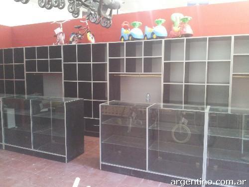 Fotos de solutec f brica de muebles para negocios a medida for Muebles para negocio