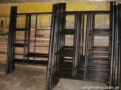 Fotos de andamios tubulares alquiler en san miguel de for Alquiler de andamios madrid