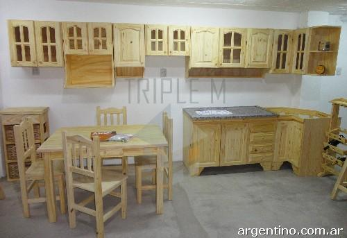 Triplem sales muebles de pino en munro tel fono - Muebles en crudo para pintar ...