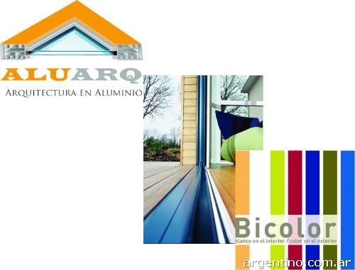 Fotos de aluarq f brica de aberturas de aluminio en for Fabrica de aberturas de aluminio