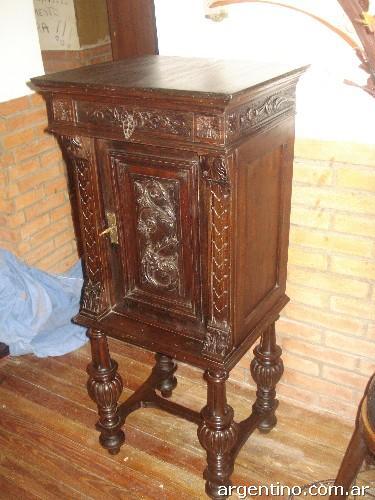 Fotos de restauraci n de muebles antiguos encolados lustre p tinas etc en flores - Restauracion muebles antiguos ...