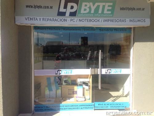Lp Byte Soluciones Inform Ticas En La Plata Tel Fono