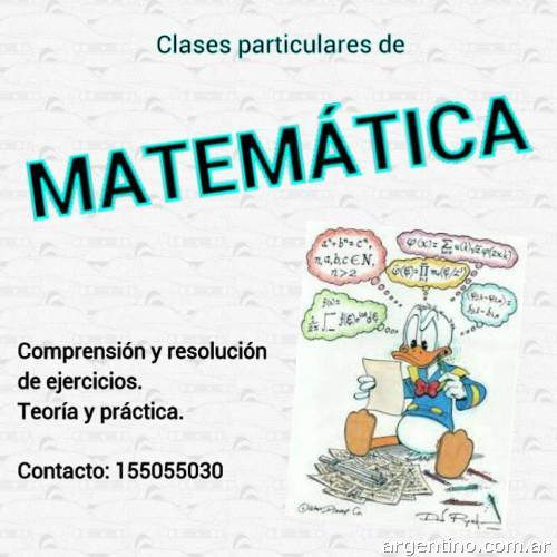 Cursos de matematica