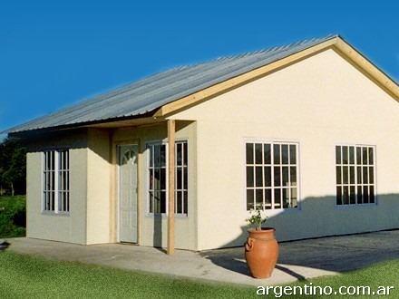 Construcci n de casas alpinas caba as y prefabricadas en cosqu n - Construccion casas prefabricadas ...