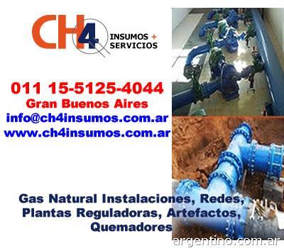 Fotos de servicios gas natural para carmen de areco for Gas natural servicios