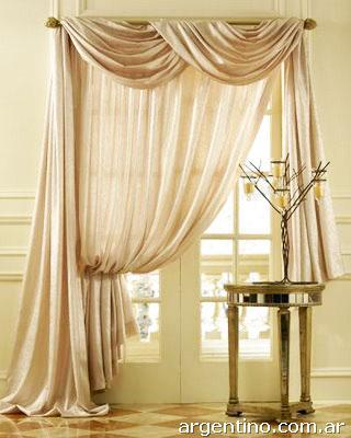 Curso de confecci n de cortinas almohadones y otros for Accesorios para colgar cortinas
