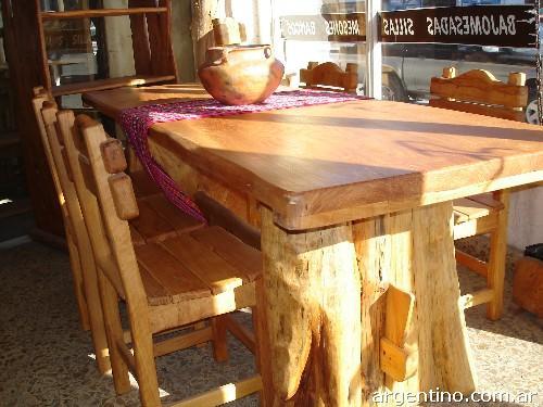 Muebles artesanales rusticos madera 20170721082440 - Muebles de madera en crudo ...