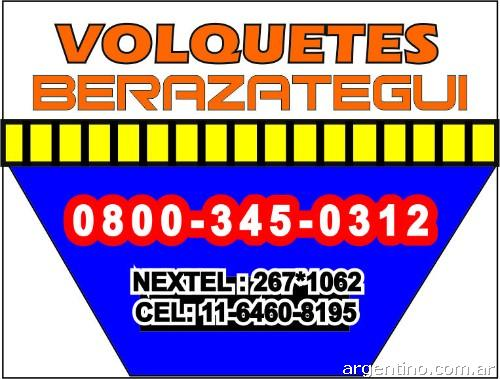 Volquetes Berazategui Tel Fono Direcci N Y P Gina Web