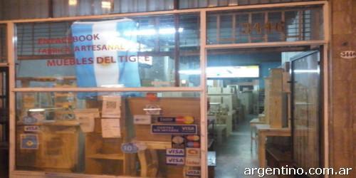 Muebles del Tigre en Almagro página web