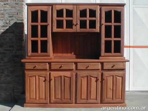 Muebles de algarrobo en luj n p gina web for Pagina para disenar muebles online