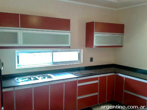 Fotos de muebles de cocina bajo mesada alacenas en san for Alacenas de cocina