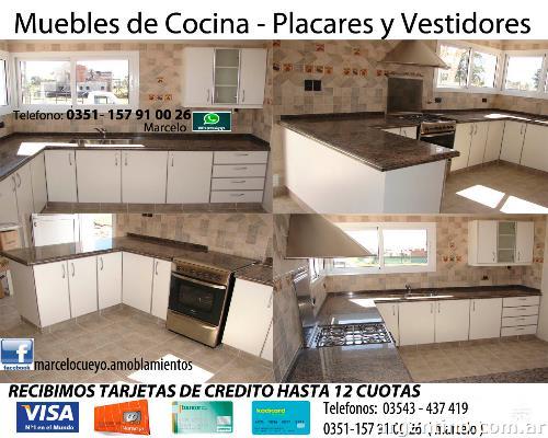Muebles de cocina en córdoba en Córdoba Capital