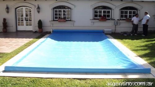 Cobertores para piscinas en puerto madryn for Cobertores para piscinas