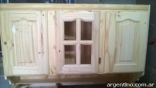 Muebles kit madera pino 20170824004321 - Muebles pino macizo ...