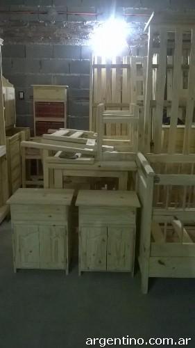 Fotos de muebles de pino macizo en r o tercero - Muebles de pino macizo ...