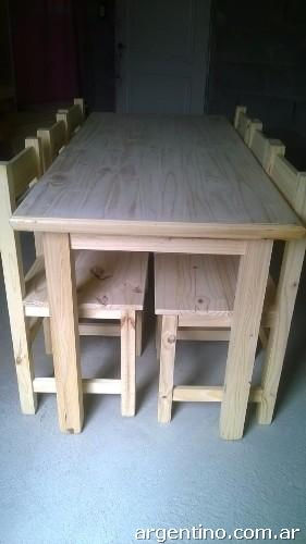 Muebles de pino macizo en r o tercero tel fono for Muebles de pino macizo