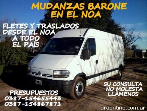 mudanzas desde argentina: