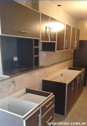 Fotos de dise o de muebles a medida en melamina en c rdoba for Diseno muebles melamina