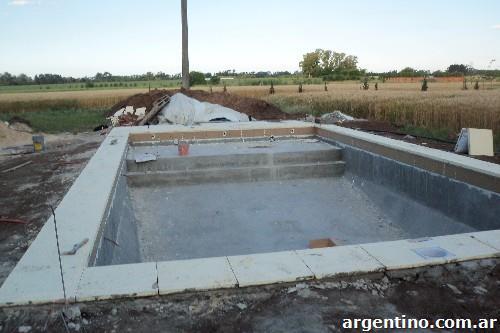 Fabricaci n de piletas piscinas en gonz lez cat n tel fono y direcci n - Fabricacion de piscinas ...