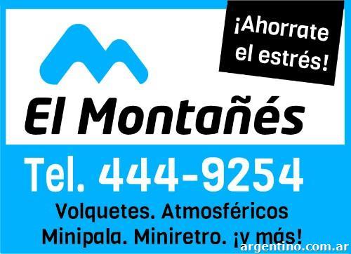 Volquetes El Monta S En San Carlos De Bariloche Tel Fono