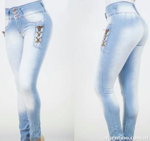 906ea3c85 Jeans Dama Calce Perfecto Envíos A Todo El País en Santa Fe Capital