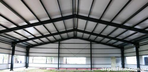 Fotos de tinglados galpones naves industriales hangares - Fotos estructuras metalicas ...