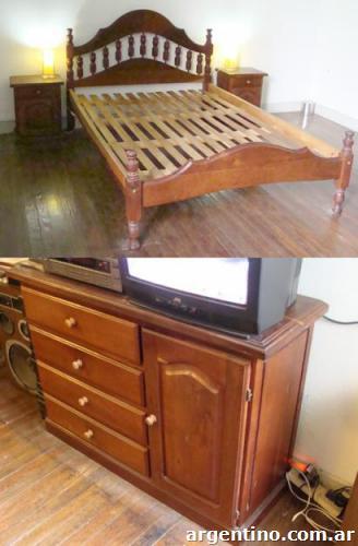 Muebles para el dormitorio en Rosario