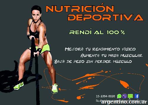 Fotos de Nutricionista deportiva en Caballito