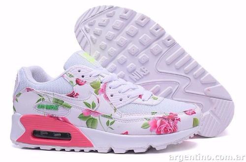 zapatillas nike air max mujer en buenos aires