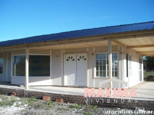 Fotos de viviendas m xima casas prefabricadas caba as - Cabanas casas prefabricadas ...
