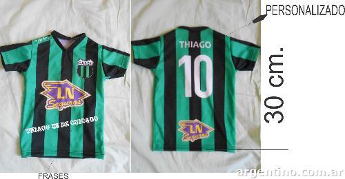 1c62a6fef77a1 Camisetas de fútbol para bebes personalizadas  190 en Almagro